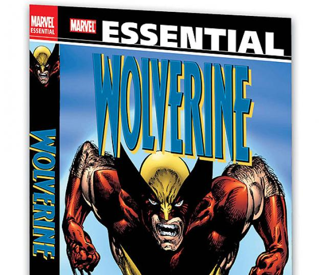 ESSENTIAL WOLVERINE VOL. 1 TPB #0