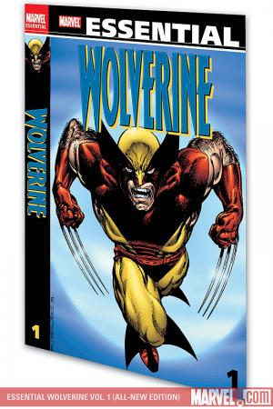Essential Wolverine Vol. 1 (Trade Paperback)