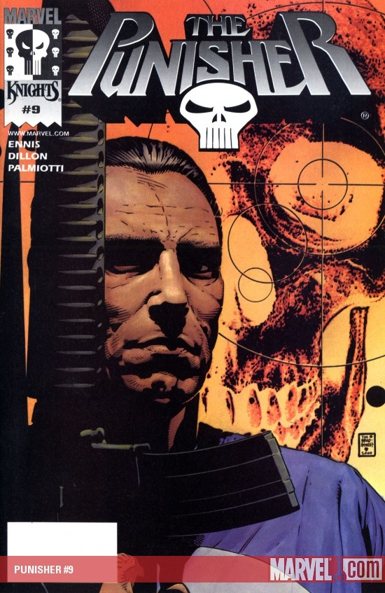 Punisher (2000) #9