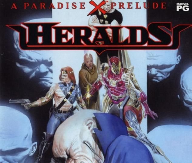 Paradise X: Heralds #3