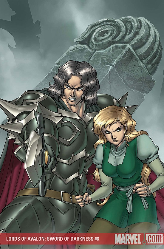 Lords of Avalon: Sword of Darkness (2008) #6