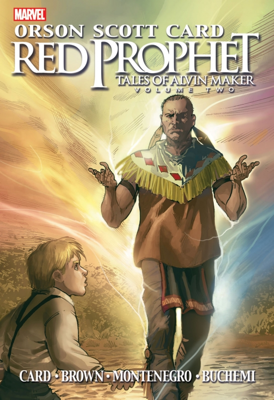 Red Prophet: The Tales of Alvin Maker Vol. 2 (Hardcover)
