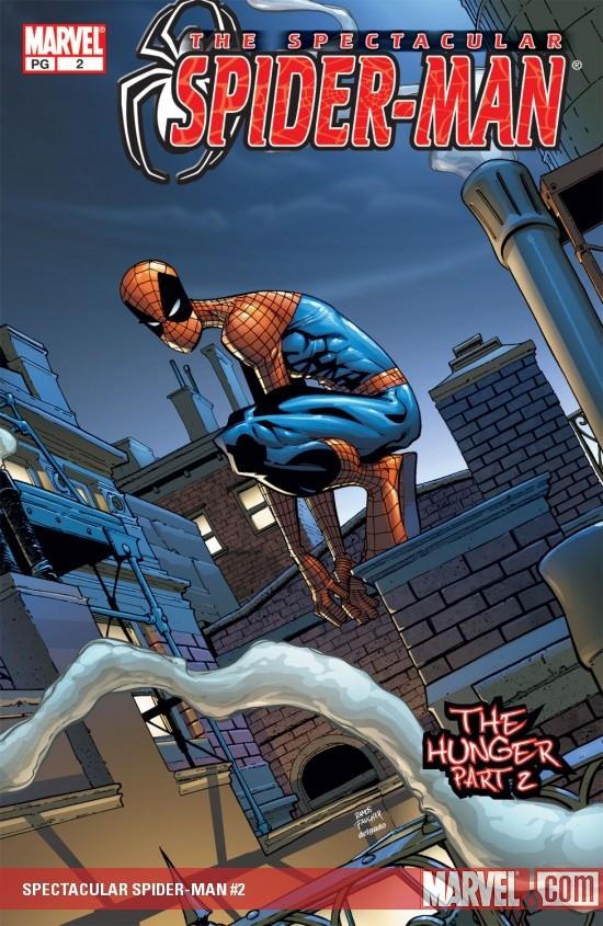 Spectacular Spider-Man (2003) #2