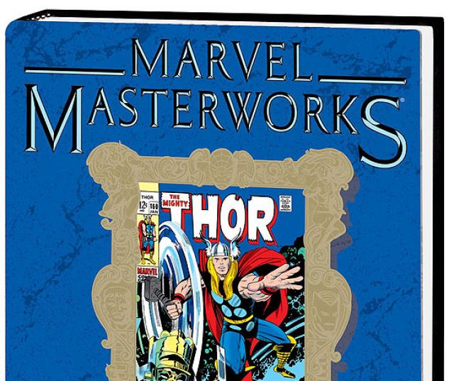 MARVEL MASTERWORKS: THE MIGHTY THOR VOL. 7 HC #0