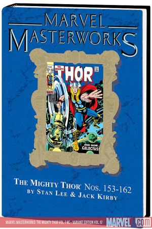 MARVEL MASTERWORKS: THE MIGHTY THOR VOL. 7 HC (Hardcover)
