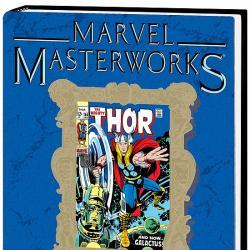 MARVEL MASTERWORKS: THE MIGHTY THOR VOL. 7 HC #0