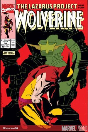 Wolverine #30