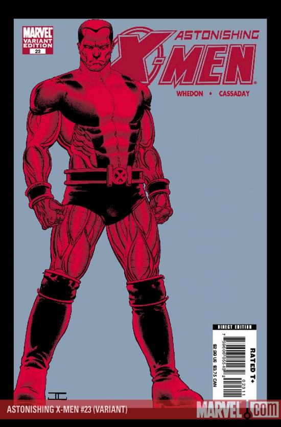 Astonishing X-Men (2004) #23 (Variant)