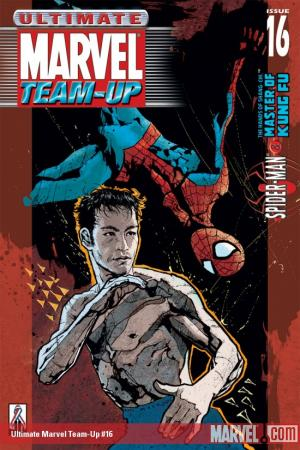 Ultimate Marvel Team-Up (2001) #16