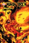 HUMAN TORCH #4 COVER