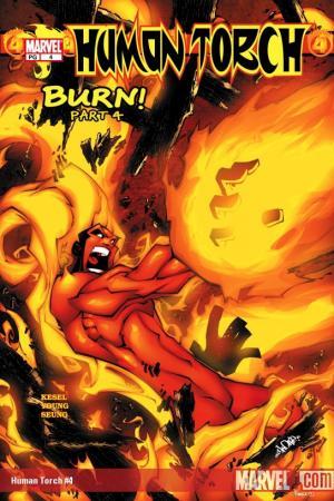 Human Torch #4