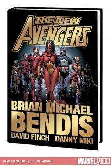New Avengers Vol. 1 Bendis (Hardcover)