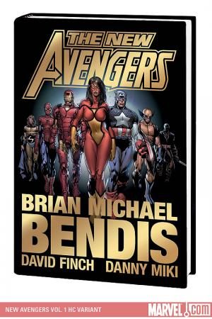 New Avengers Vol. 1 Bendis (Hardcover)