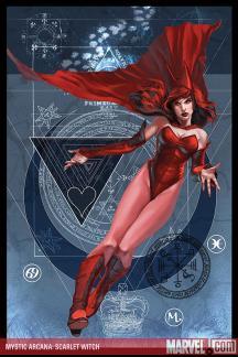 Mystic Arcana #3