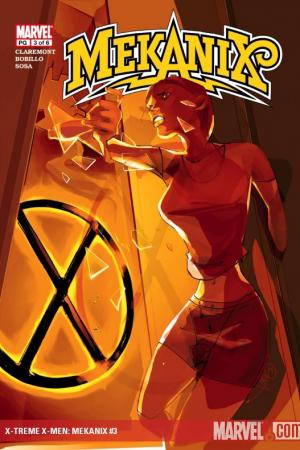 X-Treme X-Men: Mekanix #3