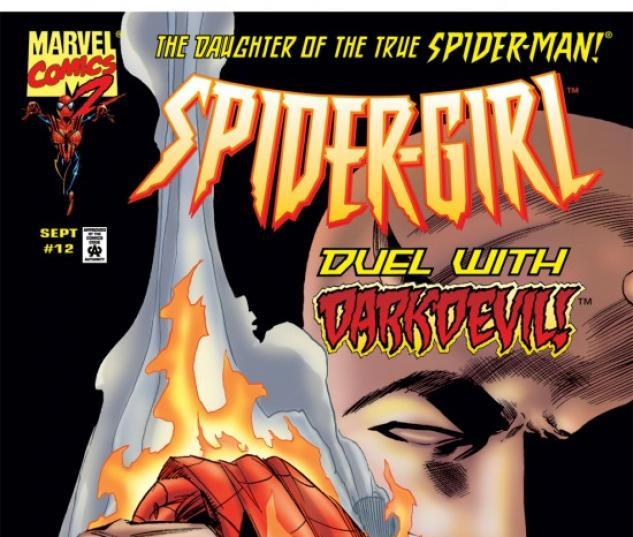 Spider-Girl (1998) #12