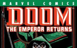 DOOM: THE EMPEROR RETURNS #1 COVER