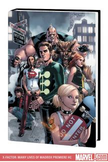 X-Factor: Many Lives of Madrox Premiere (Hardcover)