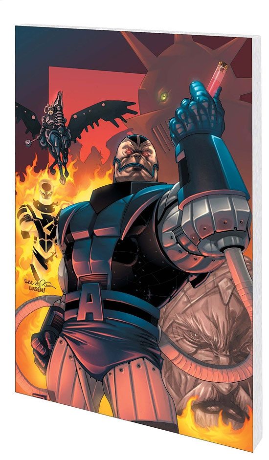 X-Men: Blood of Apocalypse (Trade Paperback)