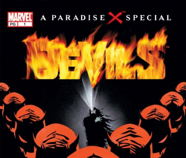 Paradise X: Devils #1
