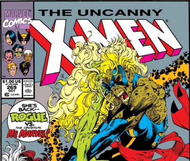 269: Uncanny X-Men (1963) #269