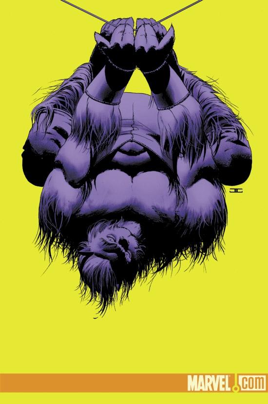 Astonishing X-Men (2004) #20 (50/50 Variant)