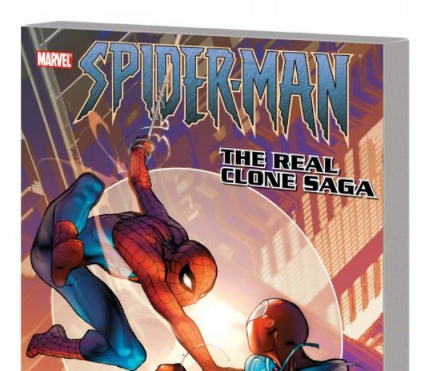 Spider-Man: The Real Clone Saga (Trade Paperback)