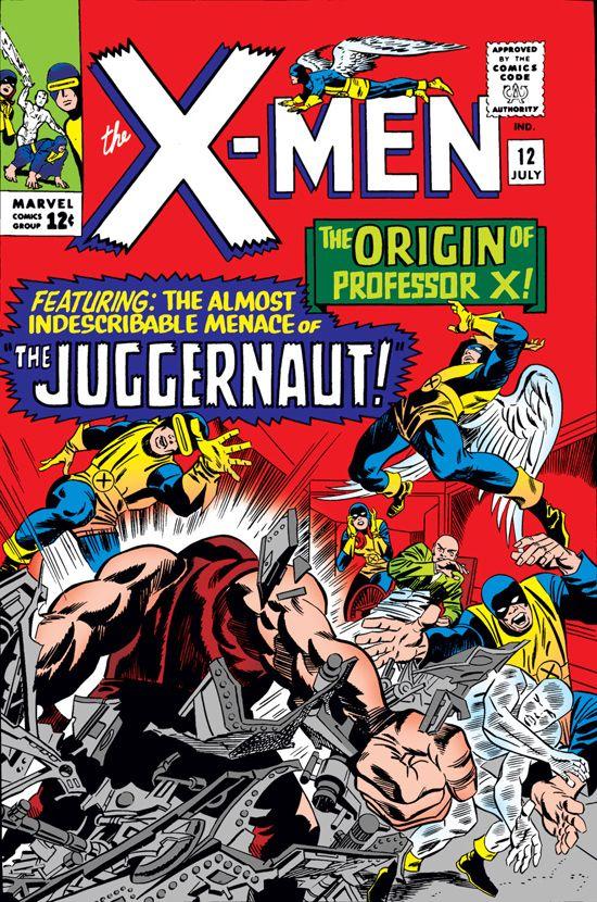 Uncanny X-Men (1963) #12