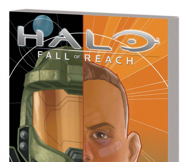 Halo: Fall of Reach (2010) #1