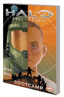Halo: Fall of Reach (Trade Paperback)