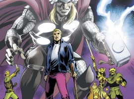 First Look: Marvel 50th Anniversary Covers