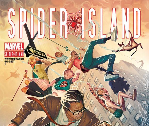 Spider-Island: I Love New York (2011) #1