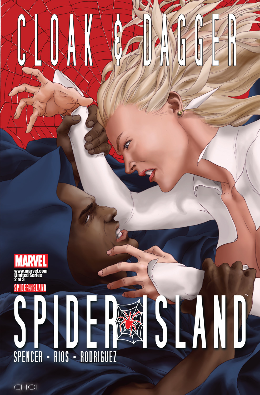 Spider-Island: Cloak & Dagger (2011) #2