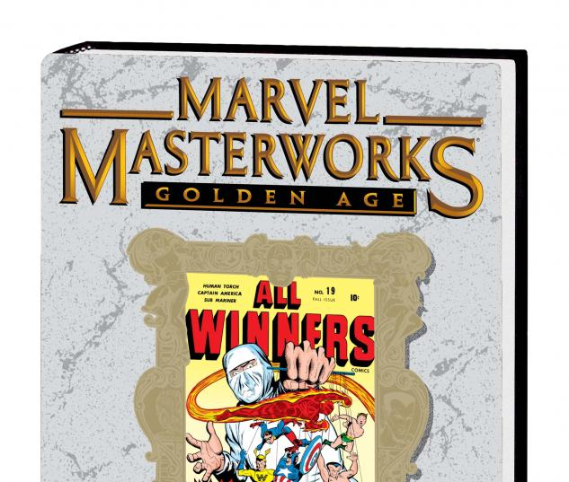 Marvel Masterworks: Golden Age All-Winners Vol. 4 (Variant) (2011) #1