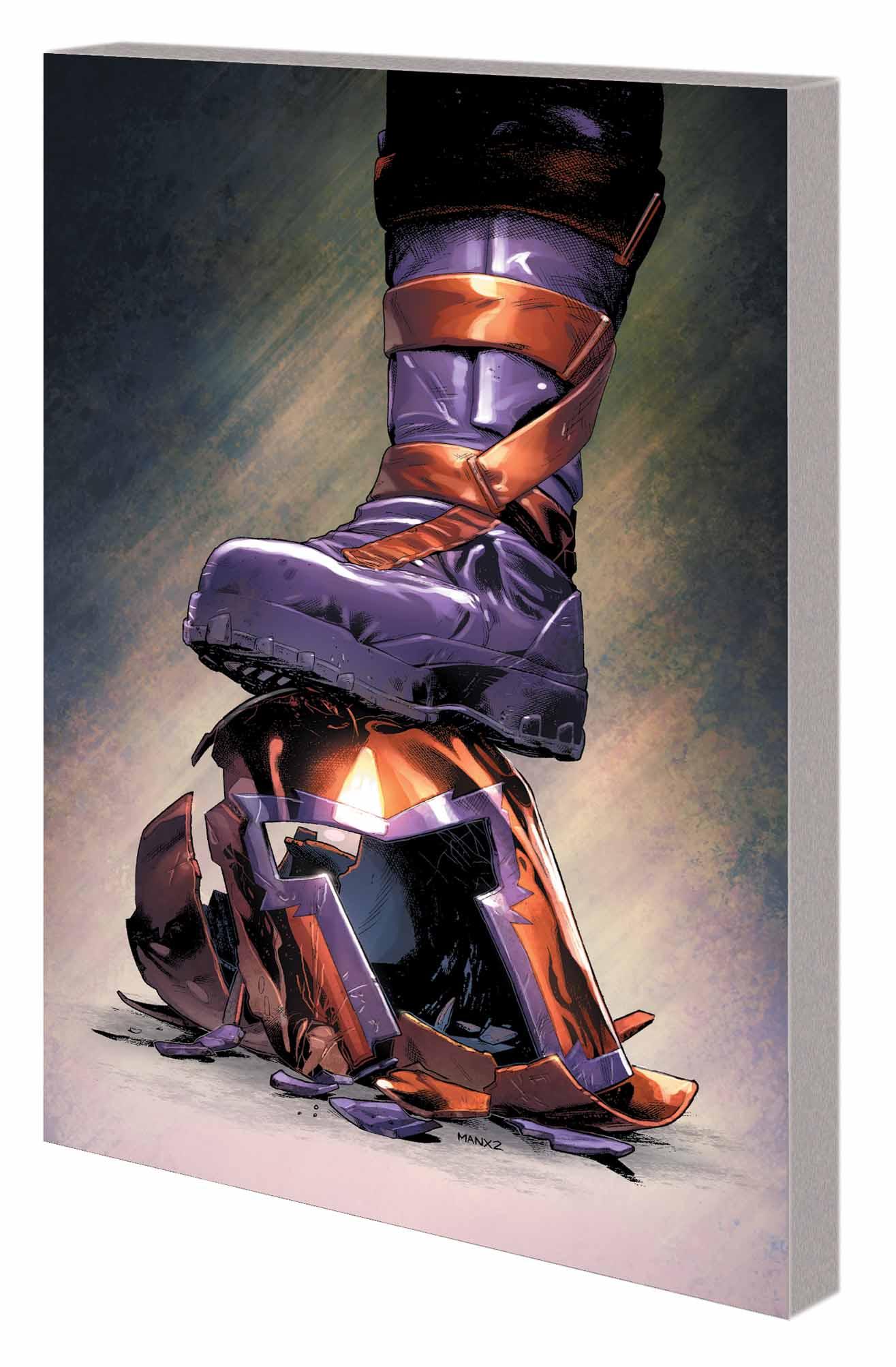 Magneto: Not a Hero TPB (Trade Paperback)
