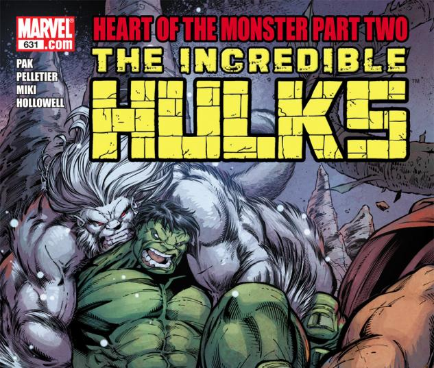 Incredible Hulks (2009) #631