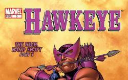 Hawkeye (2003) #5