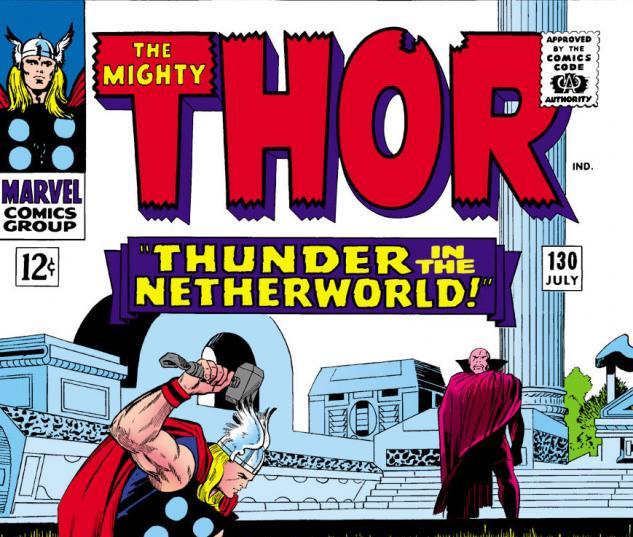 Thor (1966) #130