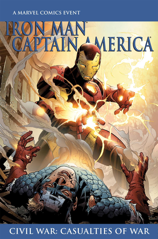 Iron Man/Captain America: Casualties of War (2006) #1