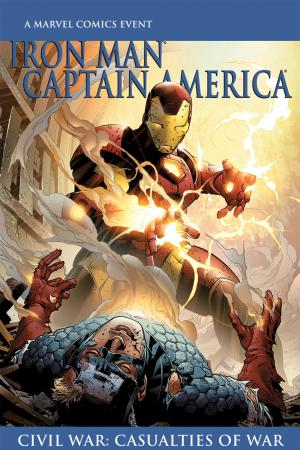 Iron Man/Captain America: Casualties of War #1  (Iron Man Cover)