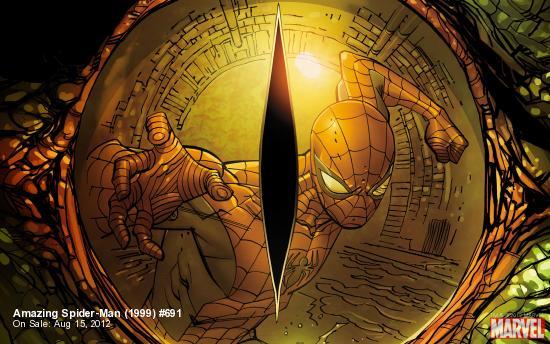 Amazing Spider-Man (1999) #691