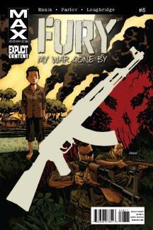 Fury Max (2011) #8