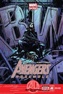 Avengers Assemble #14