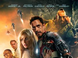 Marvel's Iron Man 3 IMAX-exclusive poster