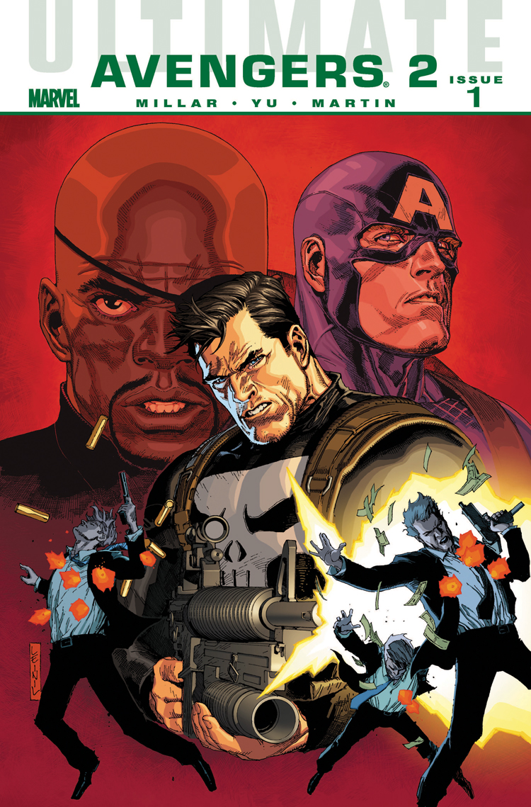 Ultimate Comics Avengers 2 (2010) #1