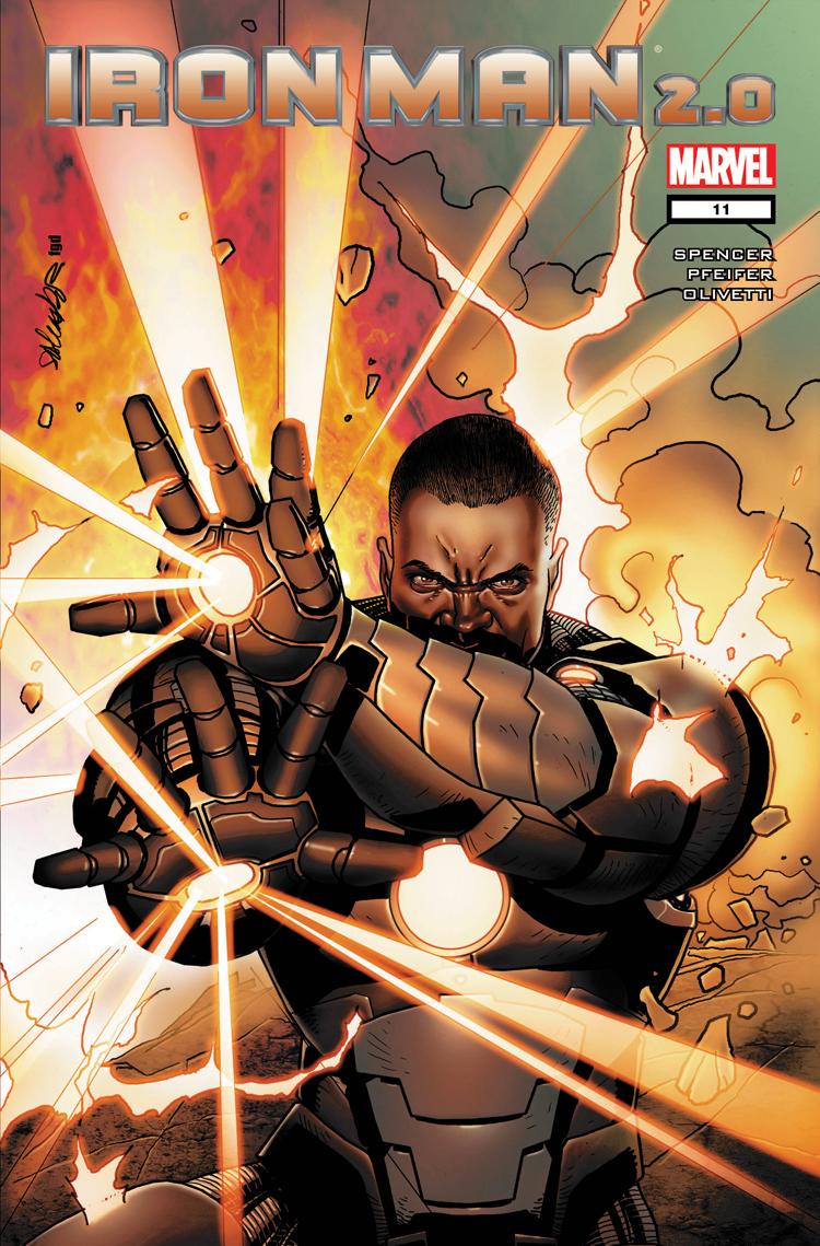 Iron Man 2.0 (2011) #11