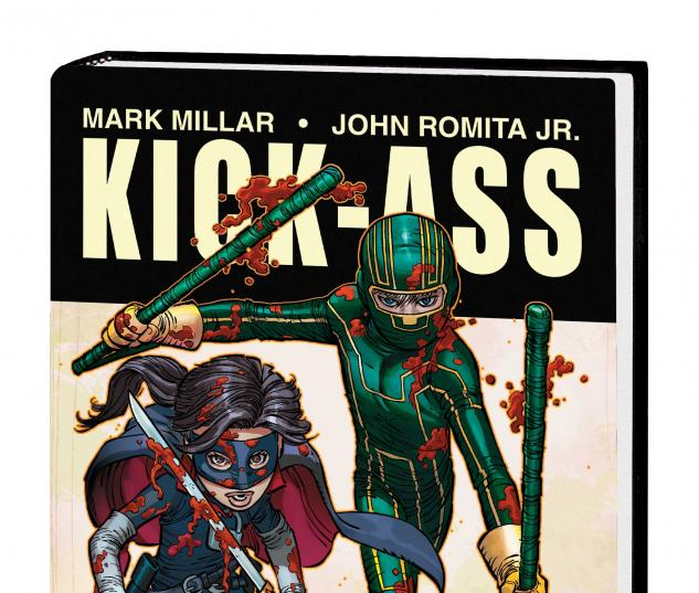 KICK-ASS VOL. 1 HC