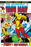 Iron Man (1968) #48 Cover