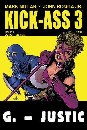 Kick-Ass 3 (2013) #1 (Hamner Variant)