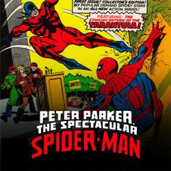 Peter Parker, the Spectacular Spider-Man